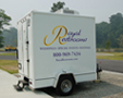 single stall mobile restroom trailers