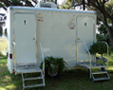 mobile restrooms Trailer