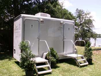 Two-Stall Unit